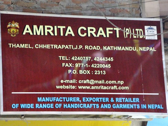 Amrita Craft Pvt. Ltd