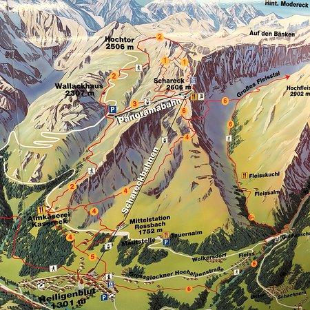 Bilde fra Bergbahn Schareck von Heiligenblut