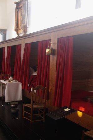 Lessines, Bélgica: salle commune