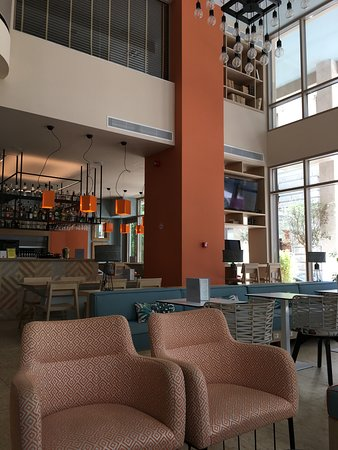 Kubic Athens Hotel: The Lobby