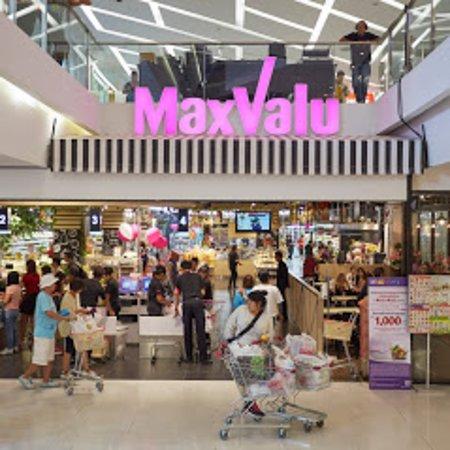 HARBOR PATTAYA: Maxvalu on B Fl.