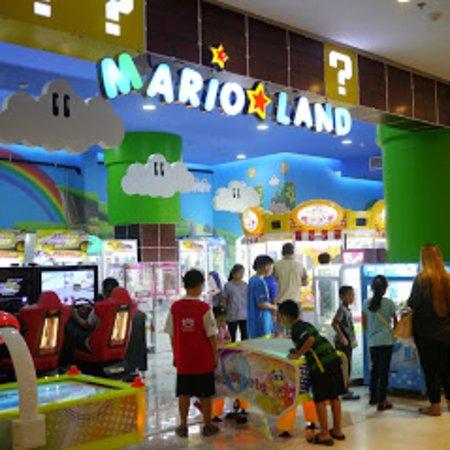 HARBOR PATTAYA: MarioLand Game Center on 5th Fl.