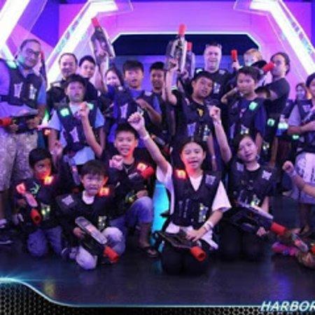 HARBOR PATTAYA: Laser Battle on 7th Fl.