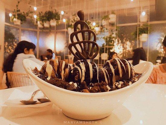 Mocha CG Road: Chocolate Avalanche.