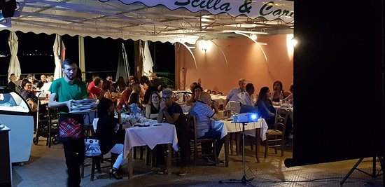 Ristorante, Pizzeria, B&B Scilla & Cariddi: 20180629_225033_large.jpg