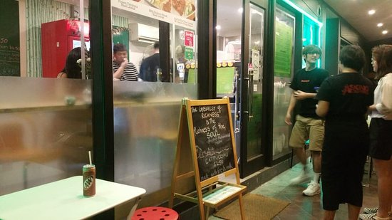 Soulfood Catering: Shopfront