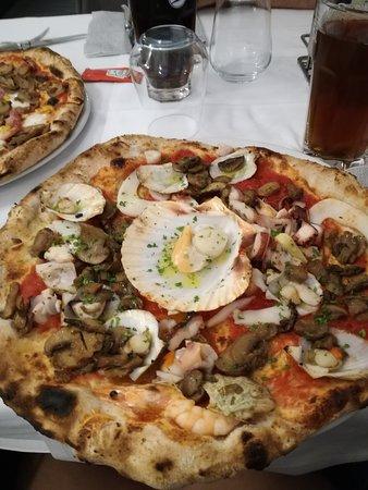 Bilde fra Ristorante Pizzeria Alla Grotta