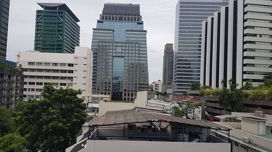 FuramaXclusive Sathorn: Great city view from room 603