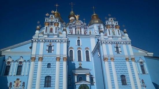Valokuva: St  Michael's Golden Domed Monastery