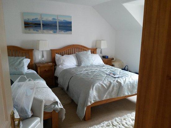 Amulree Bed & Breakfast: Zimmer