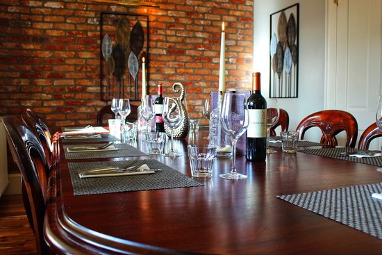 The Fox and Willow No22 restaurant: Private Dining @ The Fox