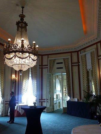 Hotel du Palais: Admirable !