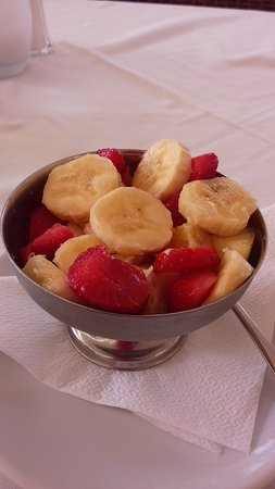 Restaurante Linares 4: Fruit Cocktail