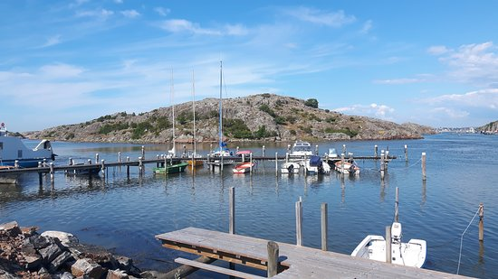 Southern Goteborg Archipelago: Views from the Brännö Husvik jetty