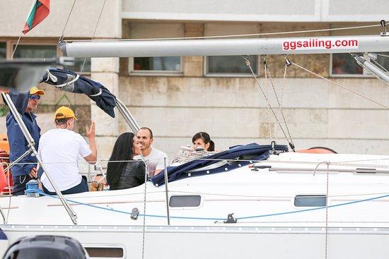 Good Captain by Go Get Sport: D