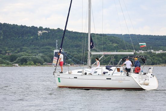 Good Captain by Go Get Sport: Yacht ride in Varna