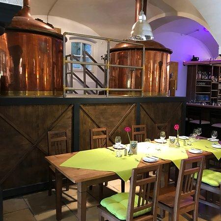 Inning am Ammersee, Germany: Alte Brauerei Stegen