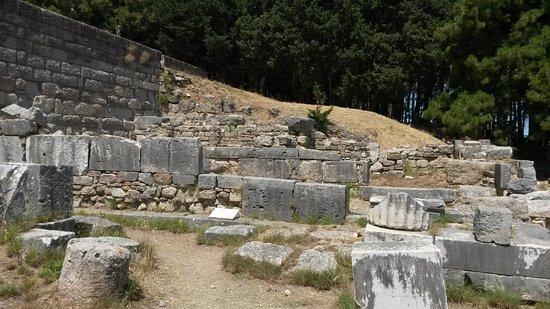 Асклепион: Tempio di Asklepion_12