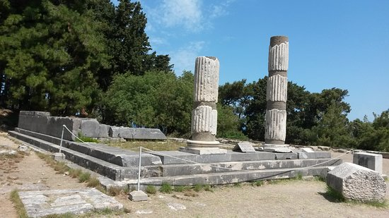 Асклепион: Tempio di Asklepion_13