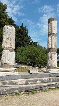 Асклепион: Tempio di Asklepion_14
