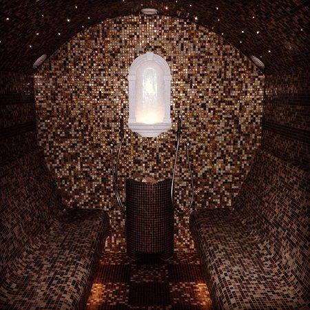 Aqua Dream SPA: Турецкая баня (влажность 100%, температура 48 градусов)