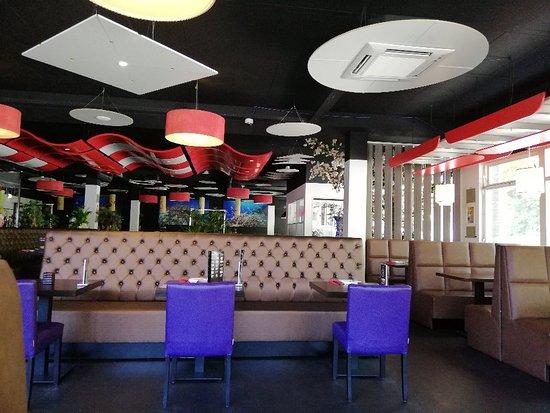 Sliedrecht, Países Bajos: Oishi Fusion