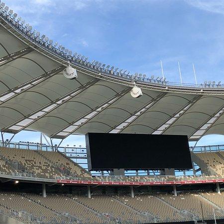 Optus Stadium صورة فوتوغرافية