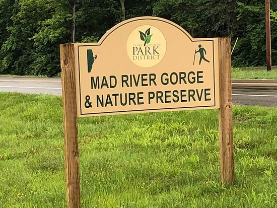 Mad River Gorge & Nature Preserve