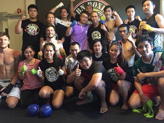 BBN Boxing Gym Chiangmai