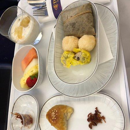 Bilde fra Thai Airways