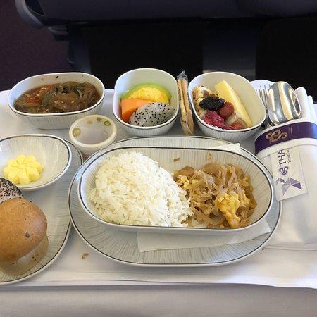 Фотография Thai Airways