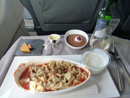 Turkish Airlines: 4 Gerichte zur Auswahl