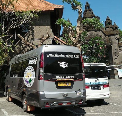 ‪Matahari Transfers, Sightseeing Tours & Dive Trips‬