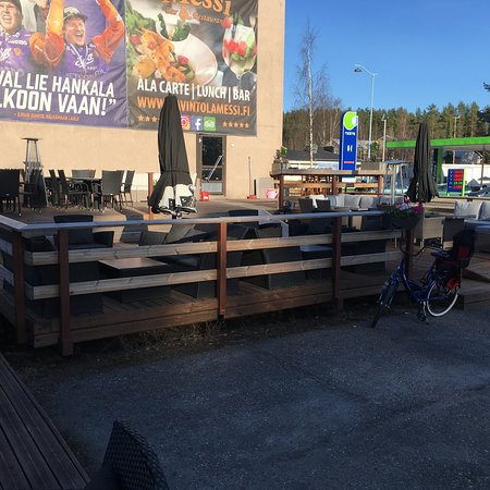 Sotkamo, Finland: Ravintola Messi