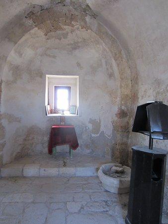 Antimachia Castle_cappella di San Nicola_1