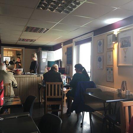 Bilde fra North Harbour Bistro and Tearoom