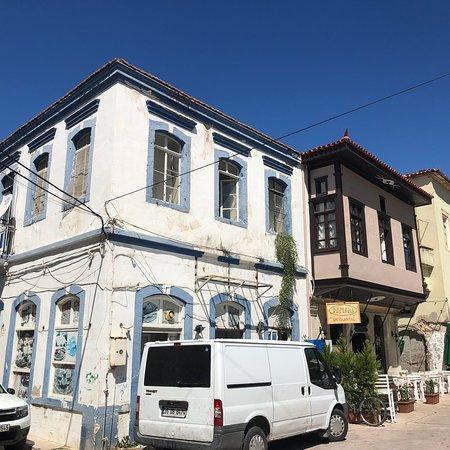 Cesme, Tyrkia: Eski Çeşme evleri