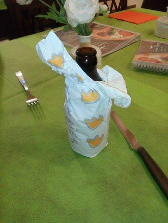 Turi, Italy: birra ai fiori