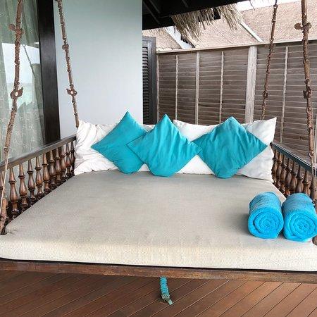 Фотография Anantara Kihavah Maldives Villas