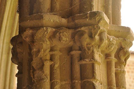 Abbaye de Saint Hilaire: Sainte Hilaire
