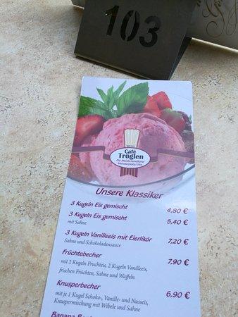 Bilde fra Café Tröglen