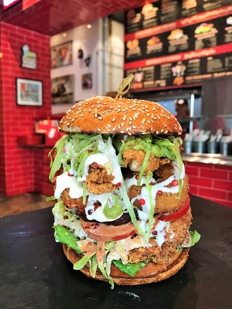 Build It Burger Medina Centrale The Crazy Feast