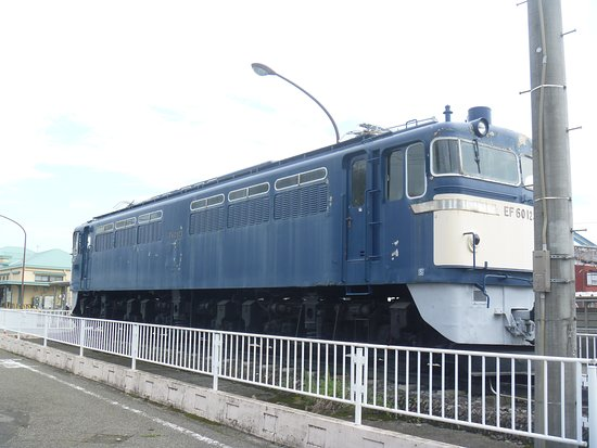 Static Storage EF60 Type Electric Locomotive