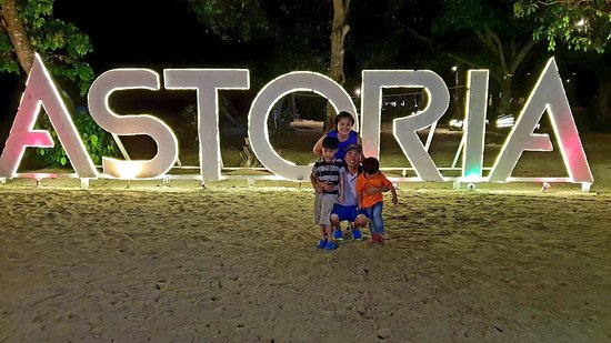 Bilde fra Astoria Palawan