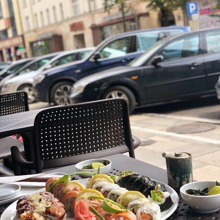 Art Sushi Photo