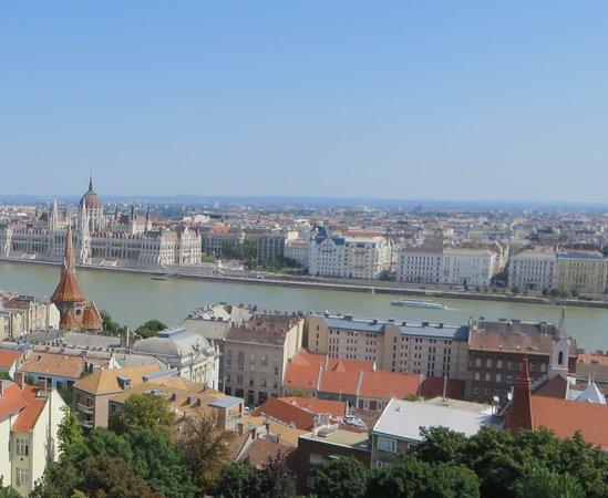 Рыбацкий бастион: Una delle più belle viste della città