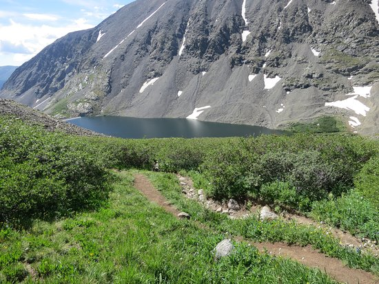 Blue Lakes Trail