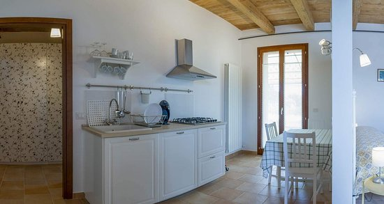 Monte San Vito, Italy: Angolo cottura