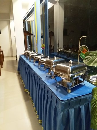 Wishma Restaurant: New buffet