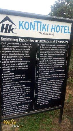 Hotel Kontiki Hoima: Hotel KonTiki - Hoima